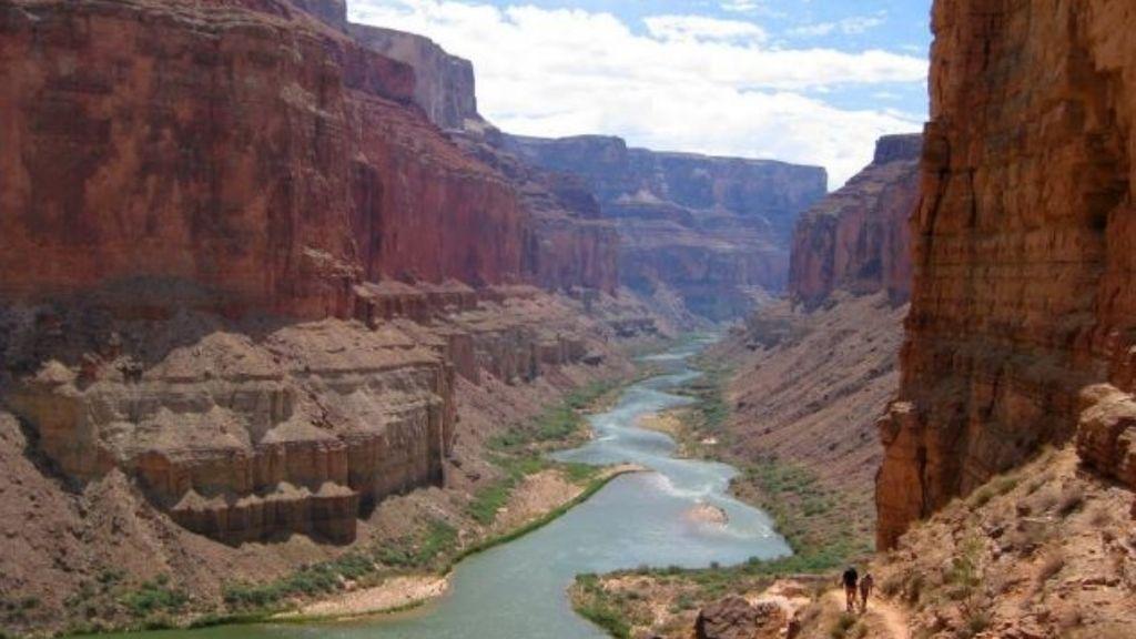 Google Street View en el Río Colorado