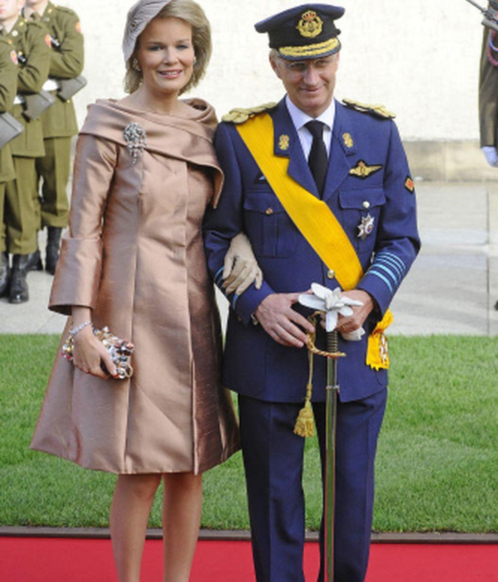 La Boda Real de Luxemburgo