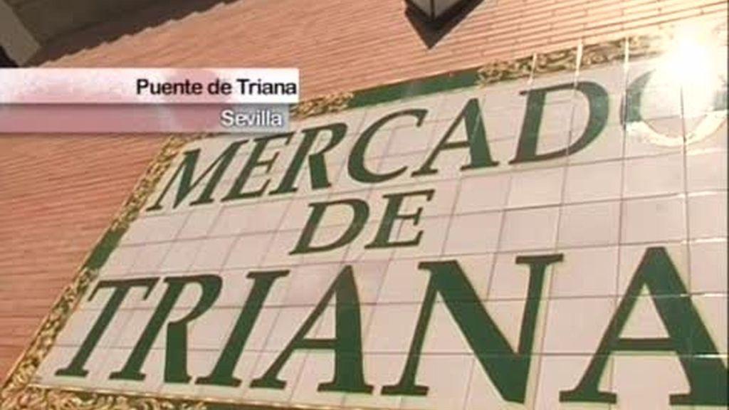 Puente de Triana: Un mercado con encanto