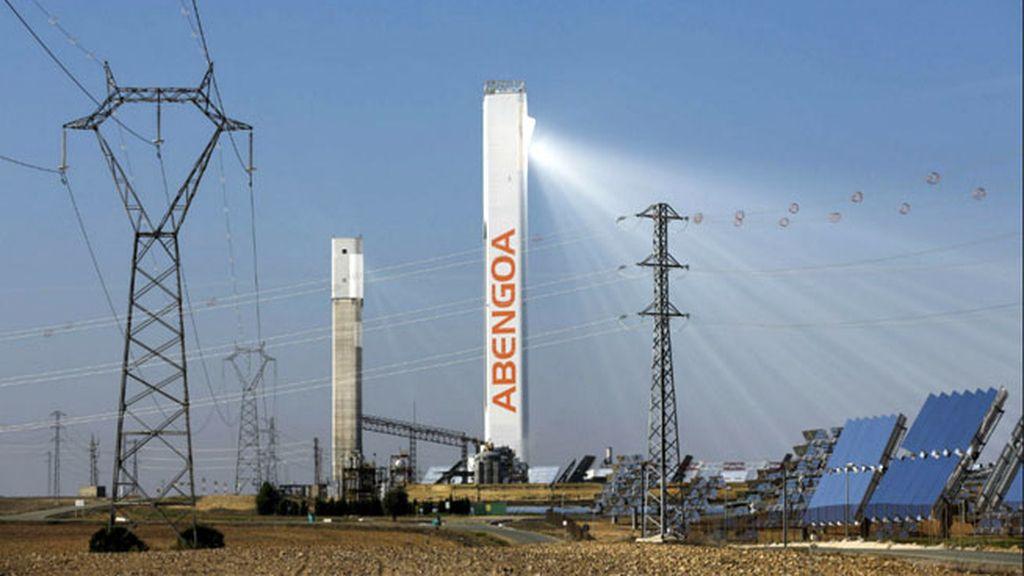 Abengoa,sector energético España