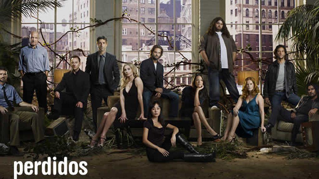 Los personajes de la sexta temporada