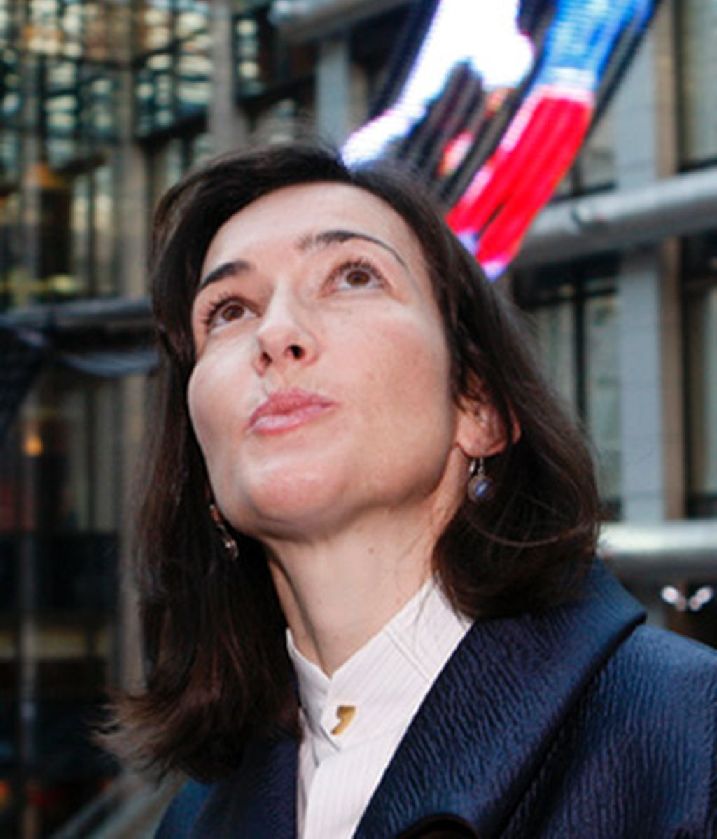 La ministra de Cultura, Angeles González-Sinde, en Bruselas