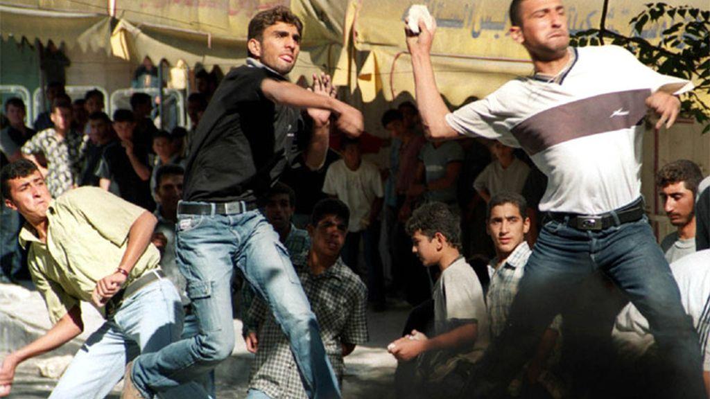 Protestas en Jerusalén