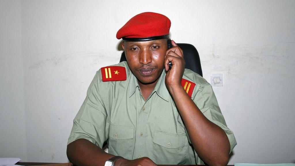 Bosco Ntaganda, el 'señor de la guerra