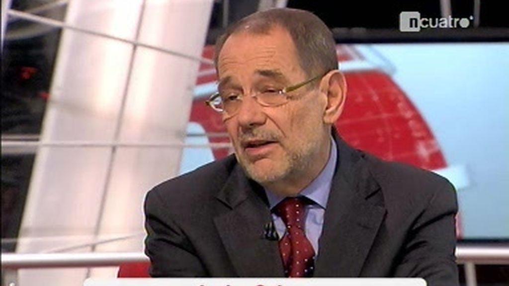 Gabilondo entrevista a Javier Solana (1 de 2)