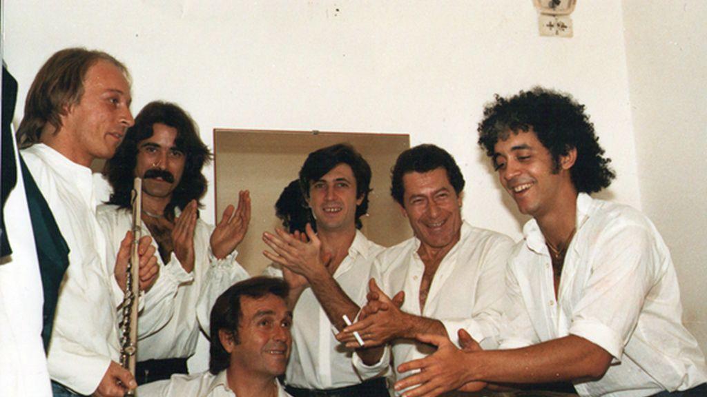 Paco de Lucía en 'El Sexteto'
