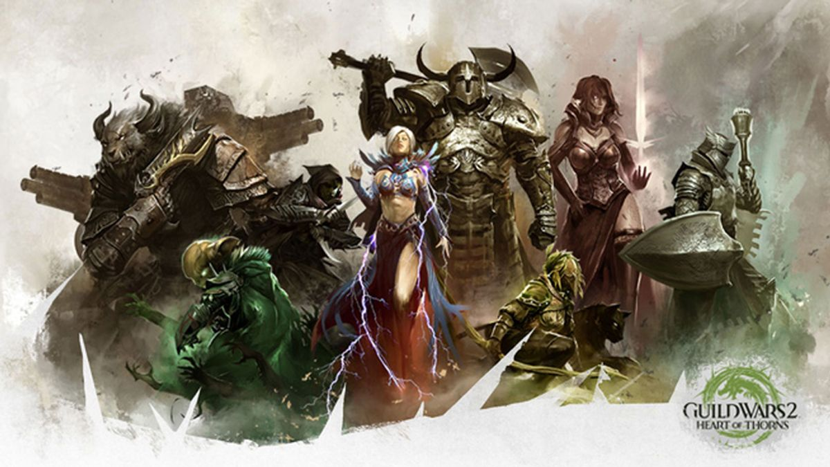 Guild Wars 2, Heart of Thorns, vjuegos