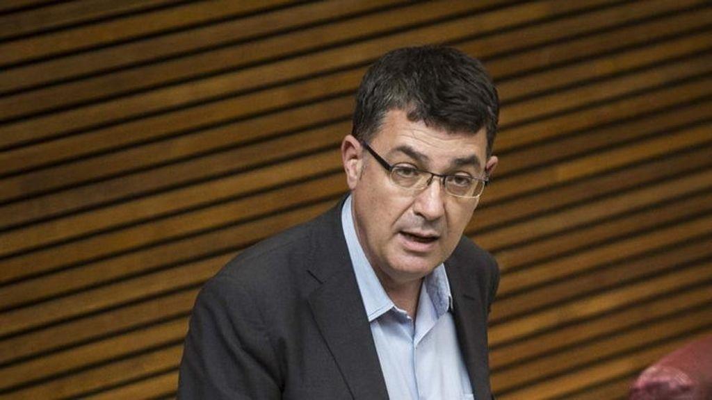 Enric Morera, Presidente de las Cortes Valencianas