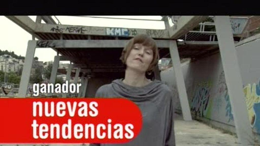 El Chavo es el ganador de la categoría de Electrónica y Nuevas tendencias