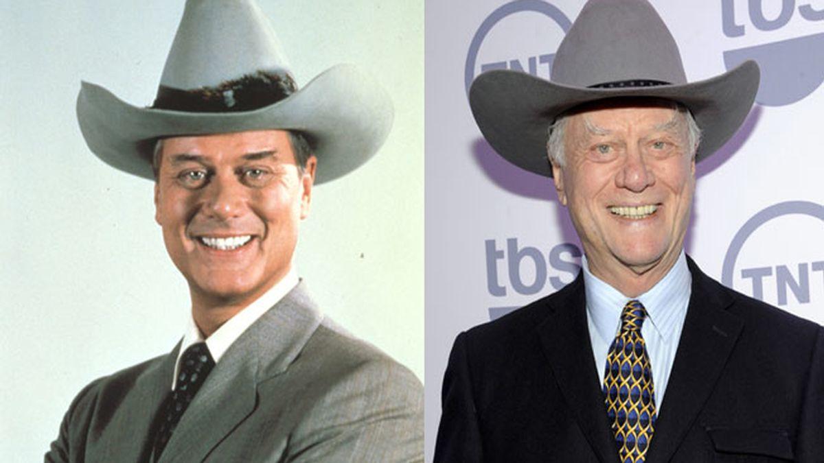 Muere Larry Hagman, el mítico J.R. de 'Dallas'