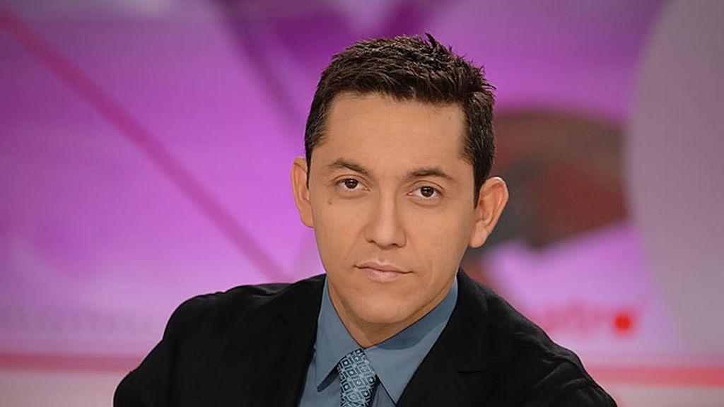 Javier Ruiz. Noticias Cuatro