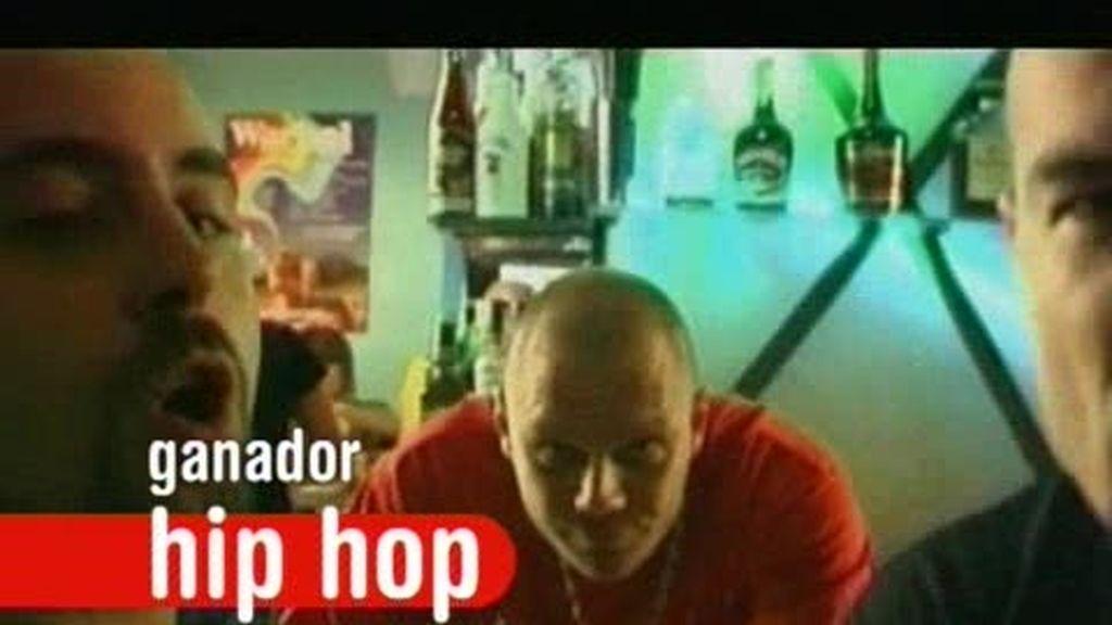 Síndrome Underground gana la categoría de Hip HopSíndrome Underground gana la categoría de Hip Hop