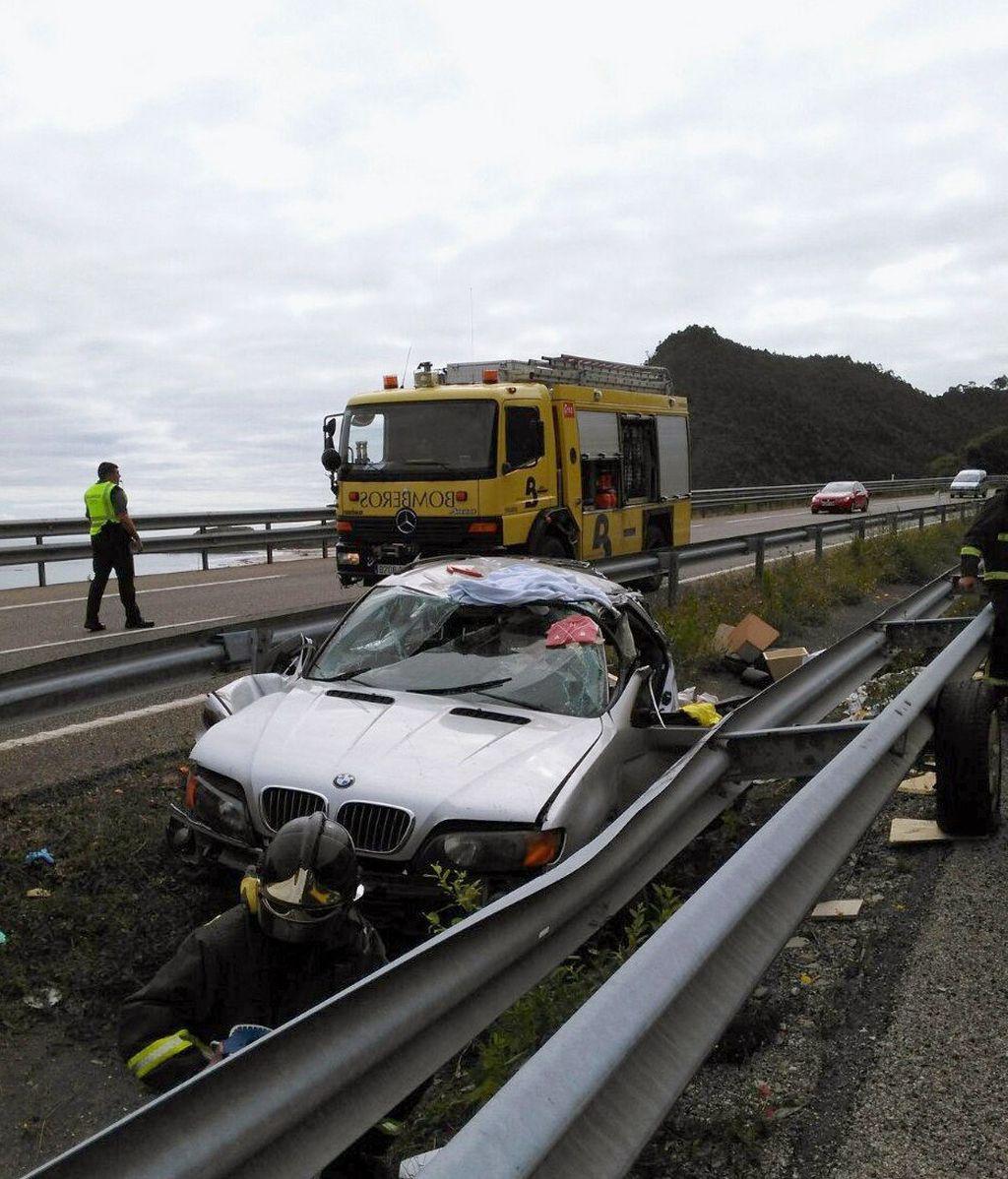 Accidente 'operación salida' agosto 2016