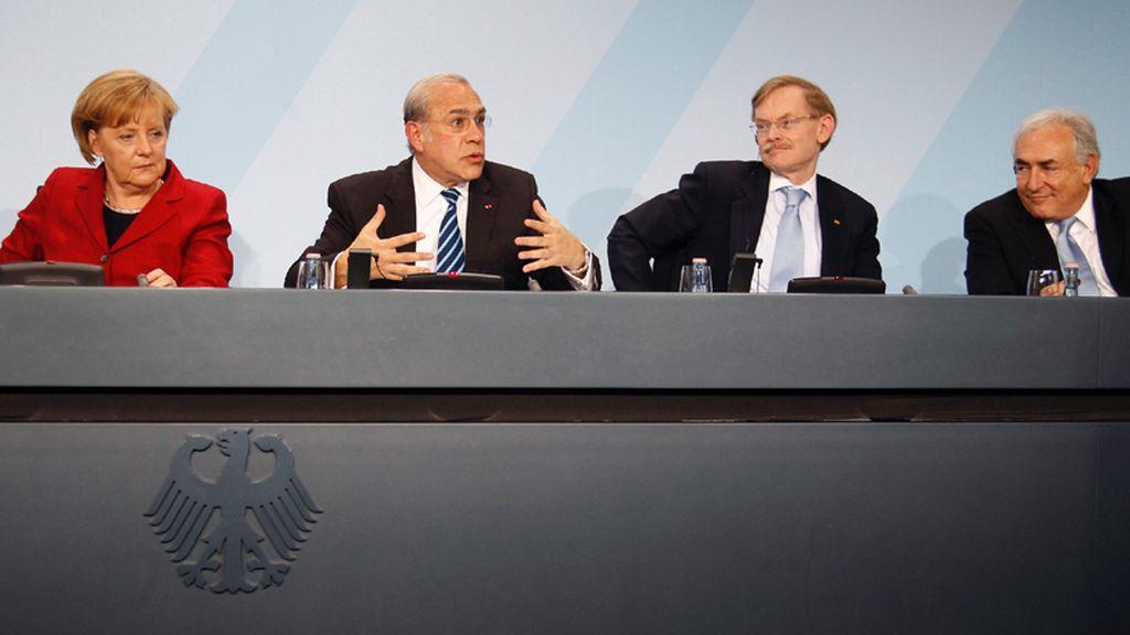 Miembros de la OCDE