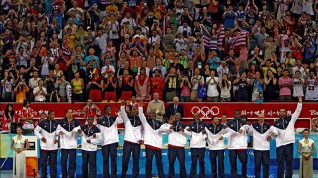 Oro para el baloncesto estadounidense