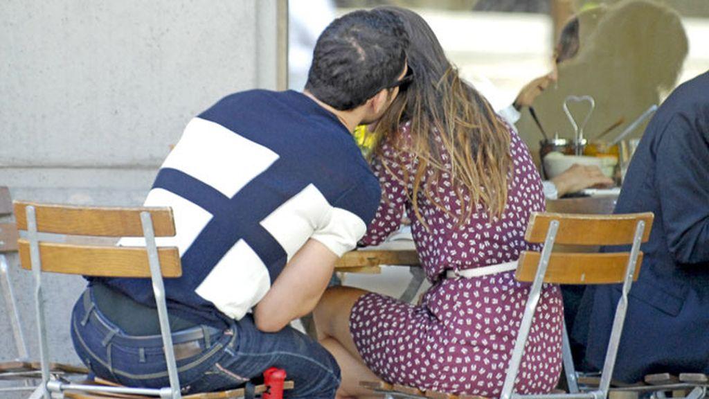 Miguel Ángel Silvestre mimó a su chica