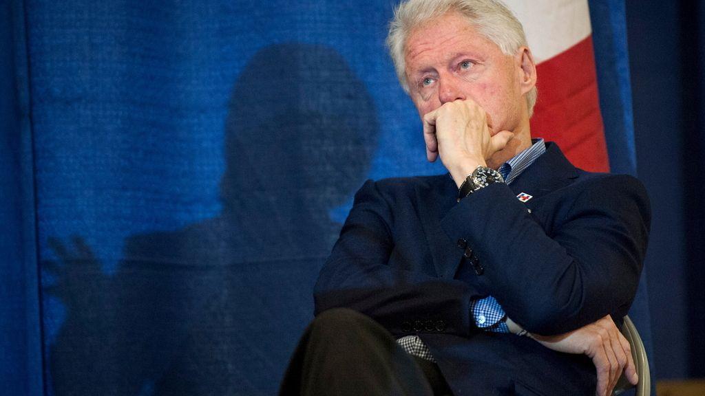 Incendian la casa en Arkansas del ex presidente Bill Clinton
