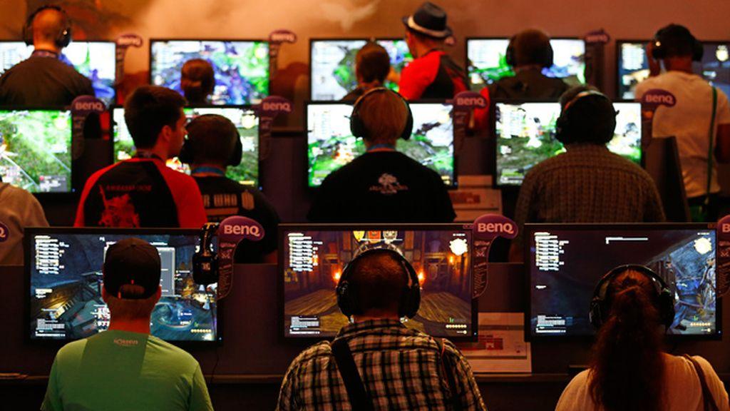 Miles de aficionados a los videojuegos se reúnen esta semana en Alemania