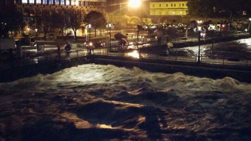 Lluvias País Vasco