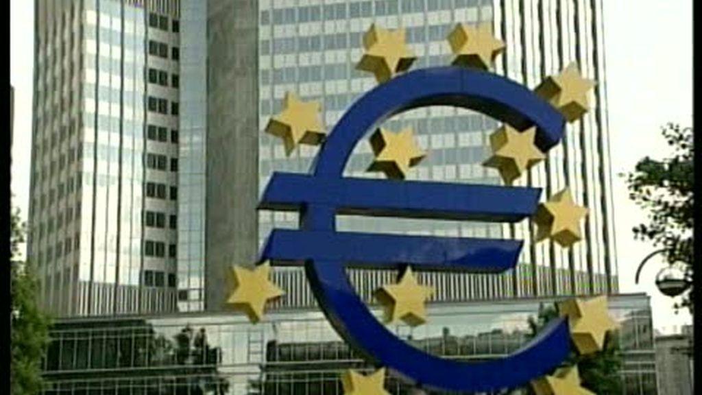 El BCE sitúa el precio oficial del dinero en el uno por ciento