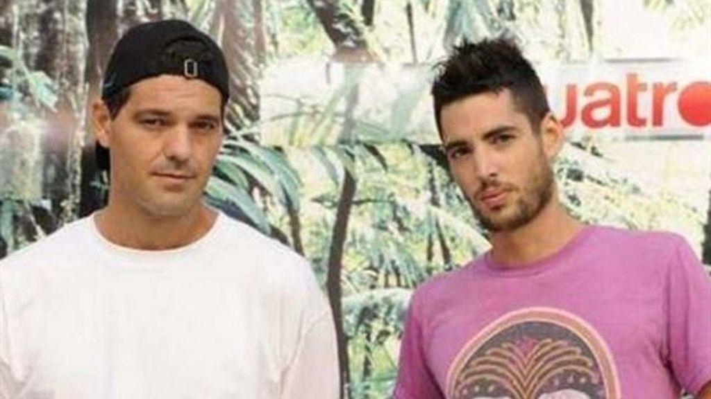 Santi y Frank
