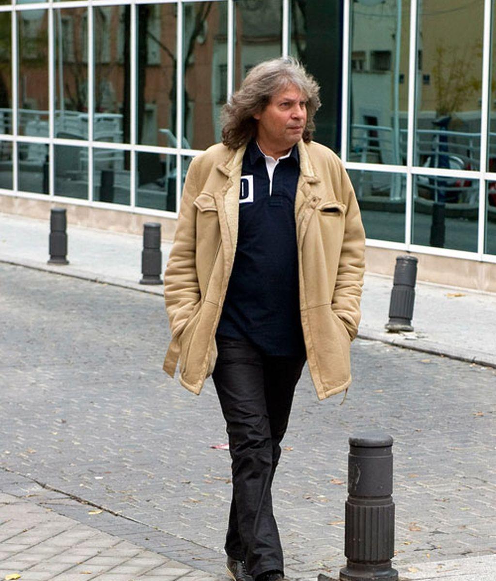 Enrique Morente, arropado por los flamencos