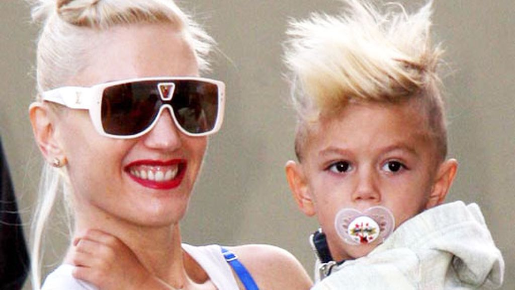 Kingston, hijo de Gwen Stefani
