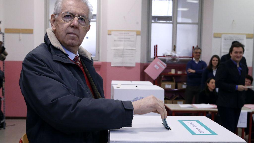 Italia vota su futuro económico