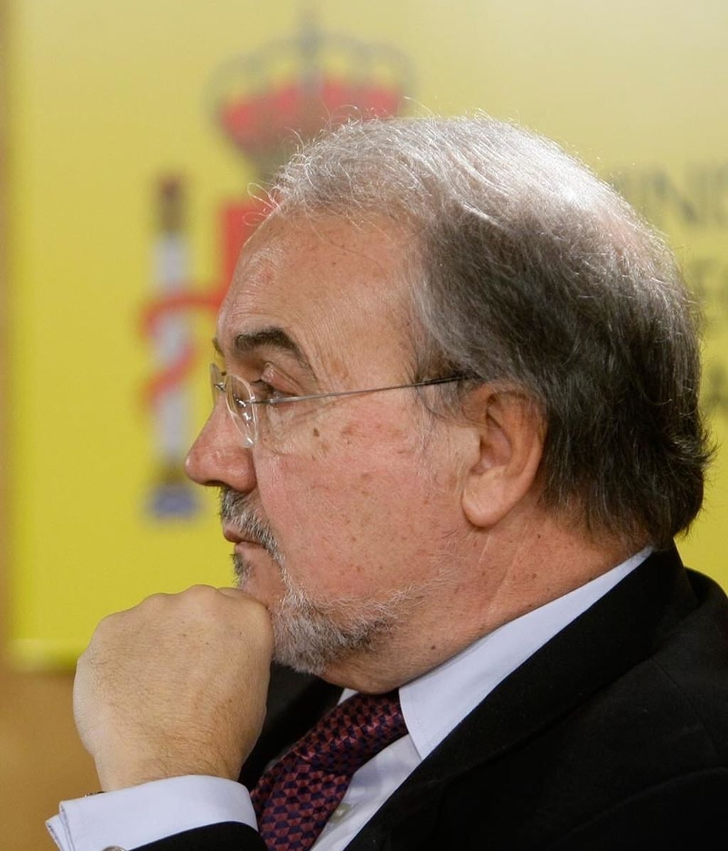 Pedro Solbes - Ministro de Economía