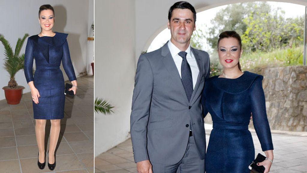 Jesulín y María José Campanario no podían faltar