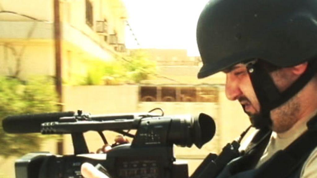 El reportero de REC y autor de este documental, David Beriain