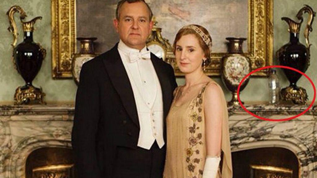Gazapo en 'Downton Abbey'