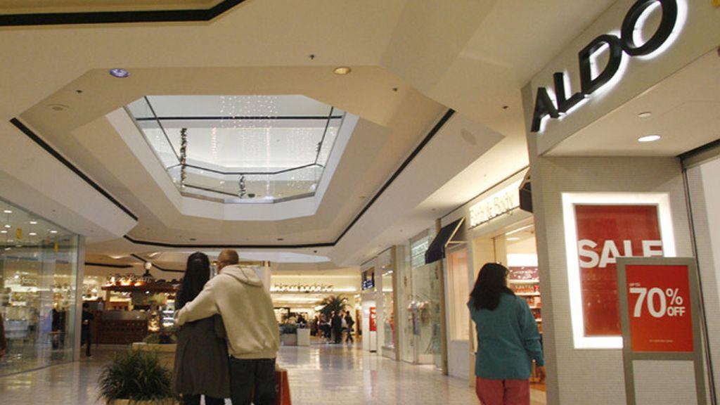 Centro comercial en EEUU