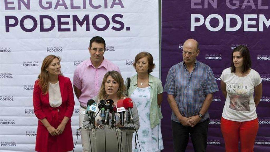 Podemos Galicia y En Marea, juntos en las autonómicas