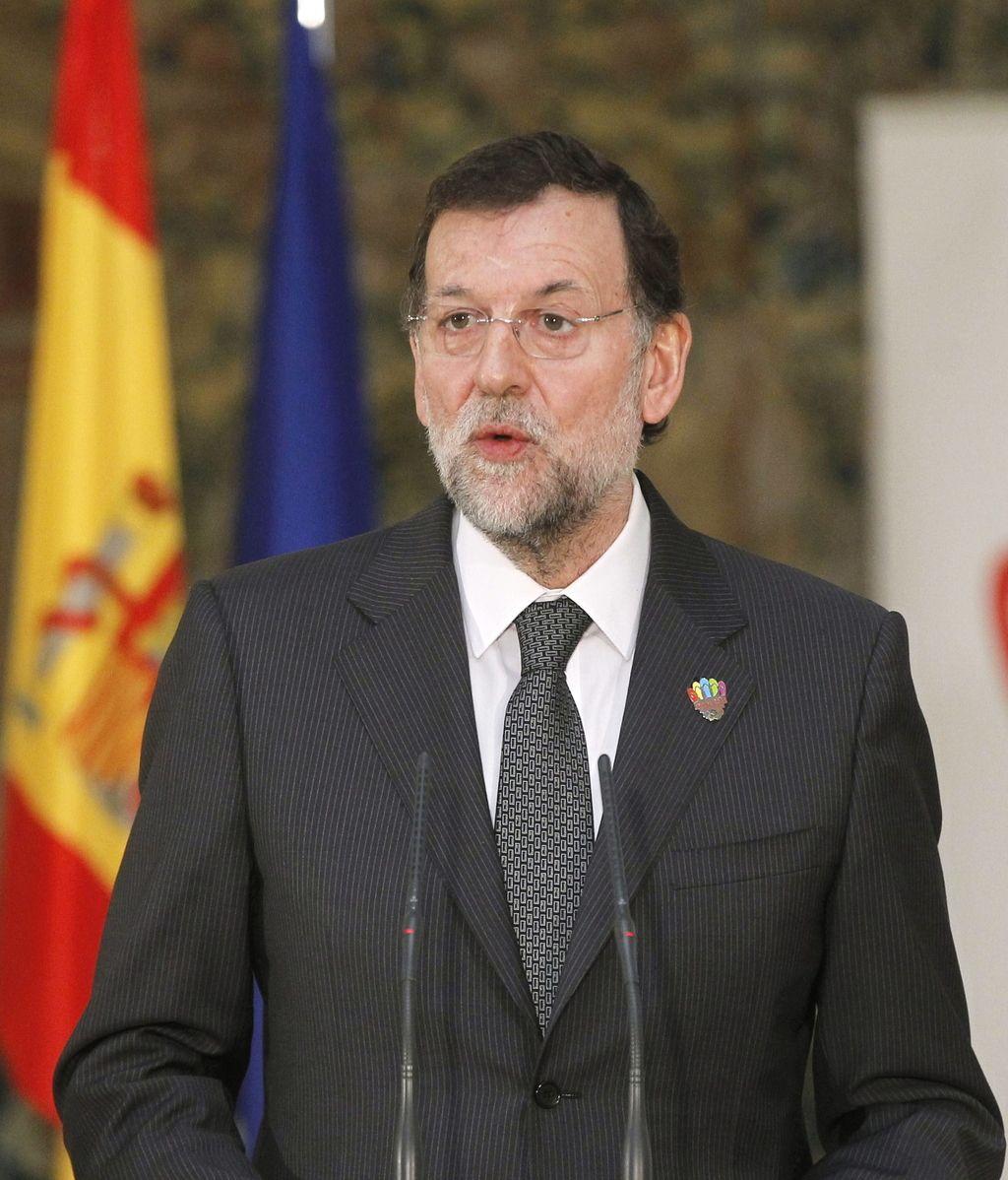 Mariano Rajoy, 25.200 euros anuales