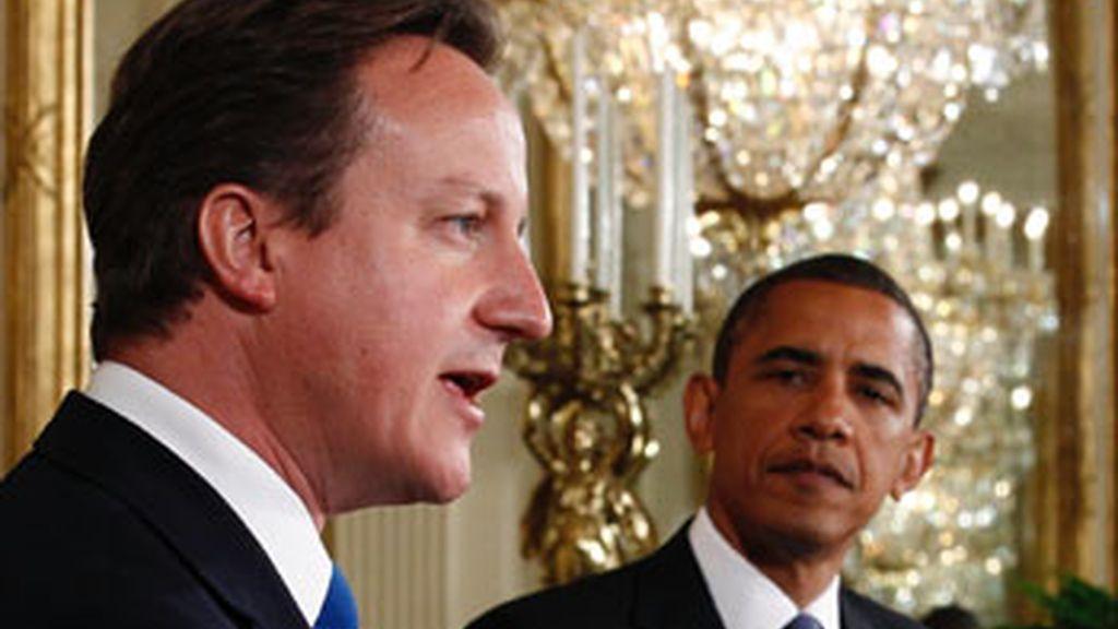 Cameron considera que BP tiene que pagar las indemnizaciones correspondientes