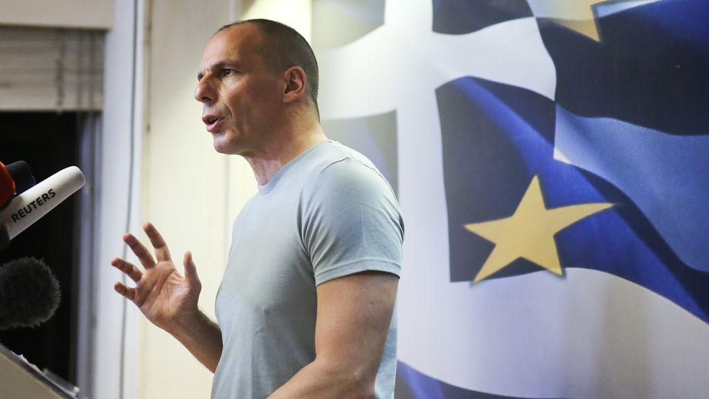Varoufakis asegura que España corre el riesgo de acabar como Grecia