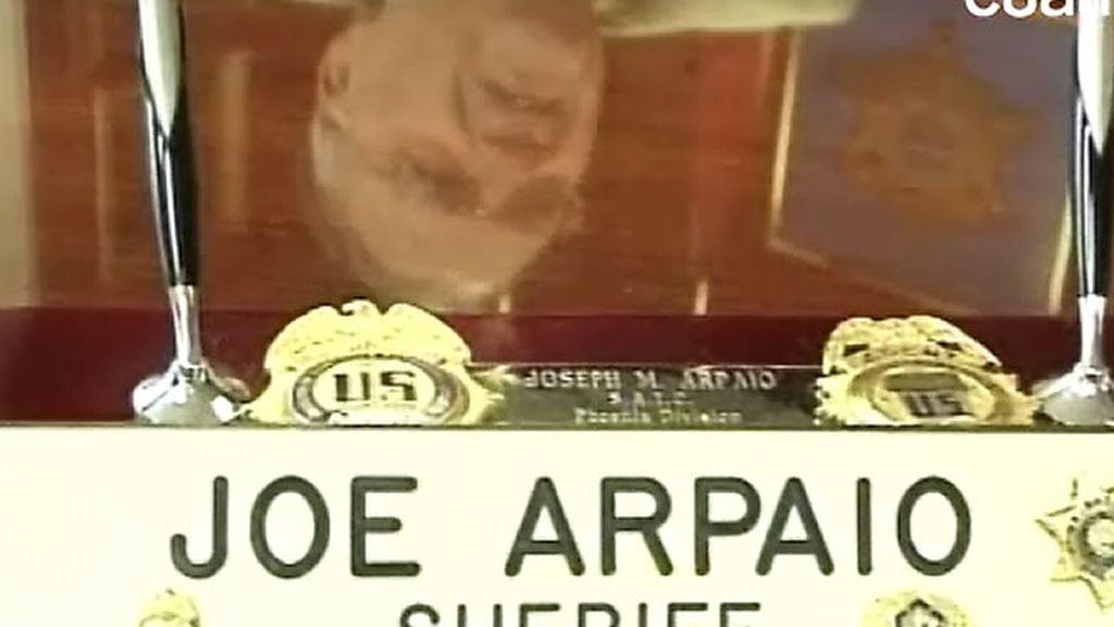 En el despacho del Sheriff más 'duro' del mundo