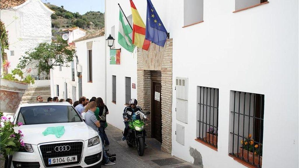 Ayuntamiento de Casares (Málaga)
