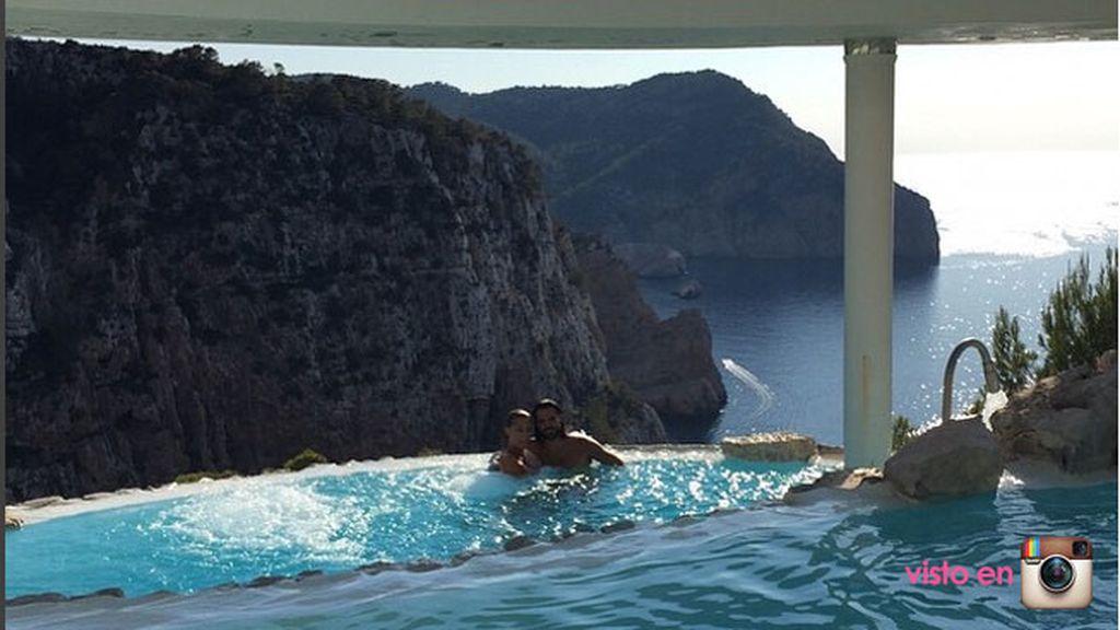 Elisabeth Reyes ha descubierto este rincón en Ibiza