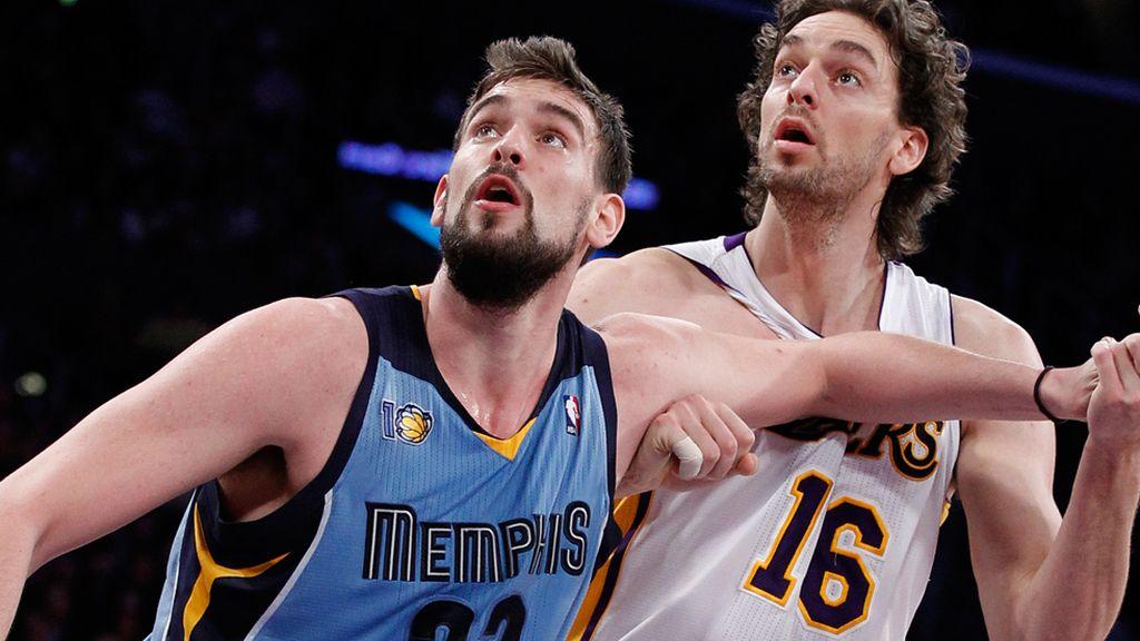 Por primera vez dos hermanos juegan de titulares el All-Star de la NBA