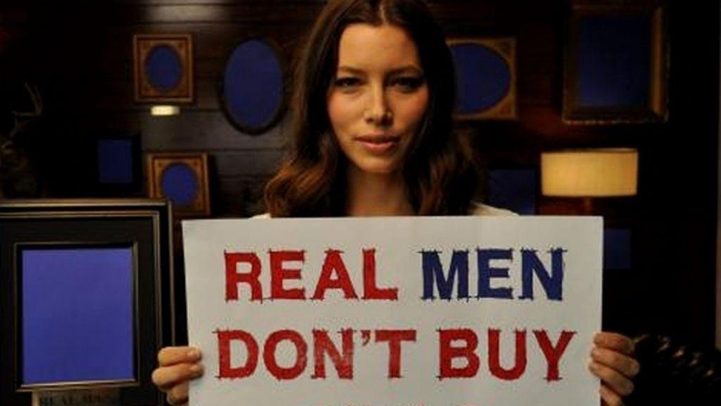Jessica Biel apoya la campaña
