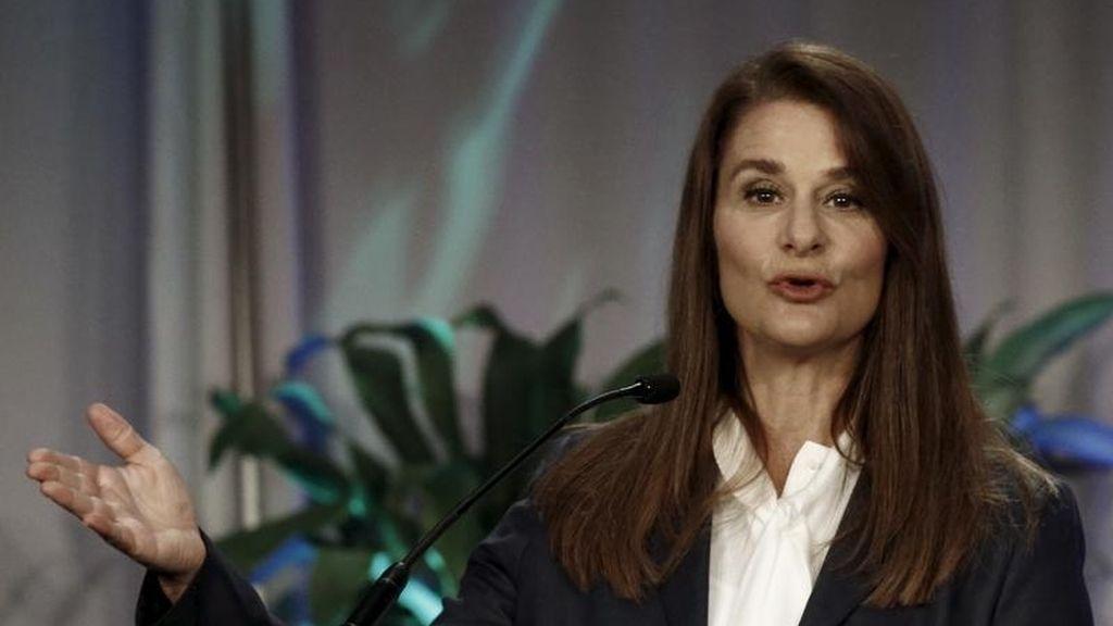 Melinda Gates, número 4 entre las 100 mujeres más poderosas