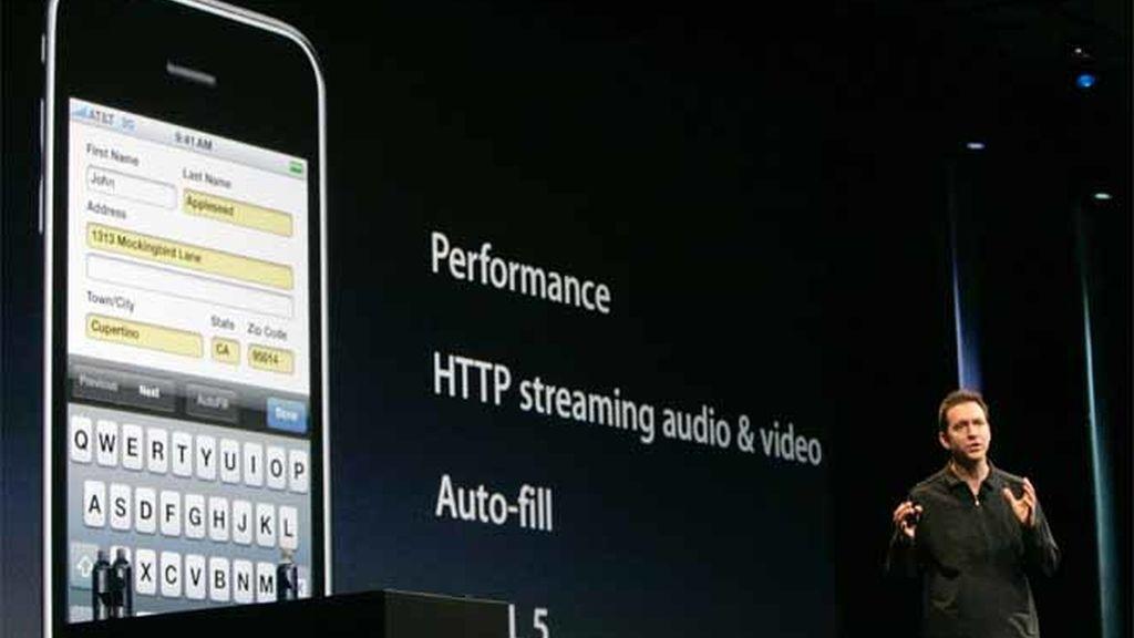 Apple presenta el nuevo iPhone