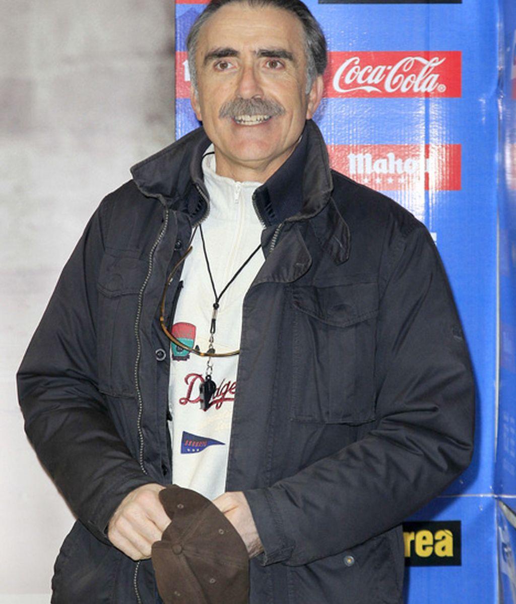 Juan Y Medio, un habitual de este tipo de saraos