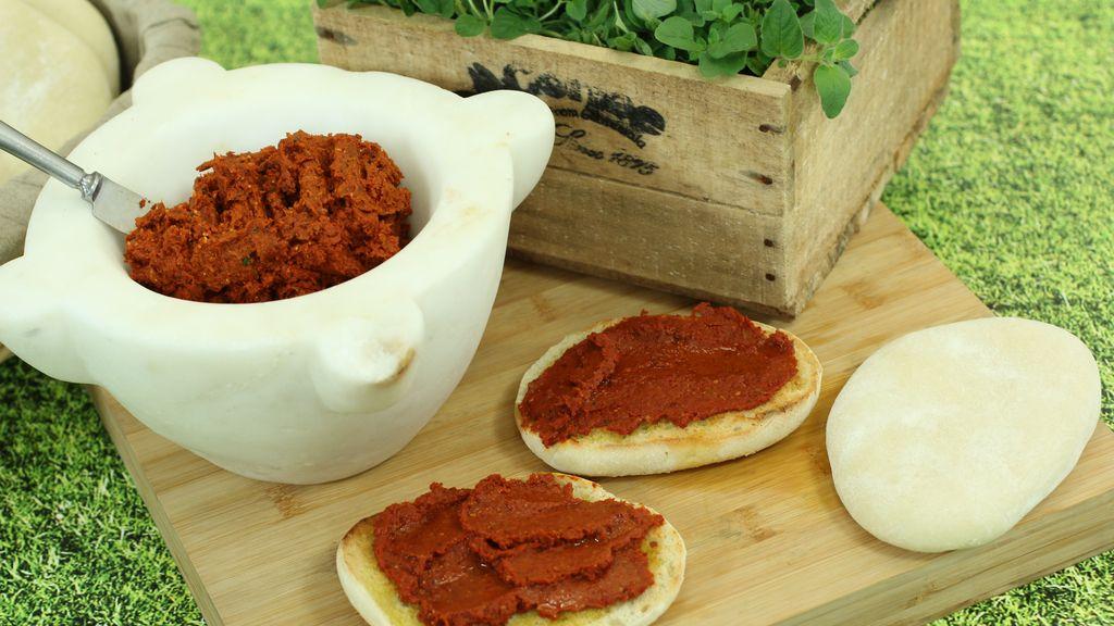 La receta de 'Robin Food': tomat-i-oli