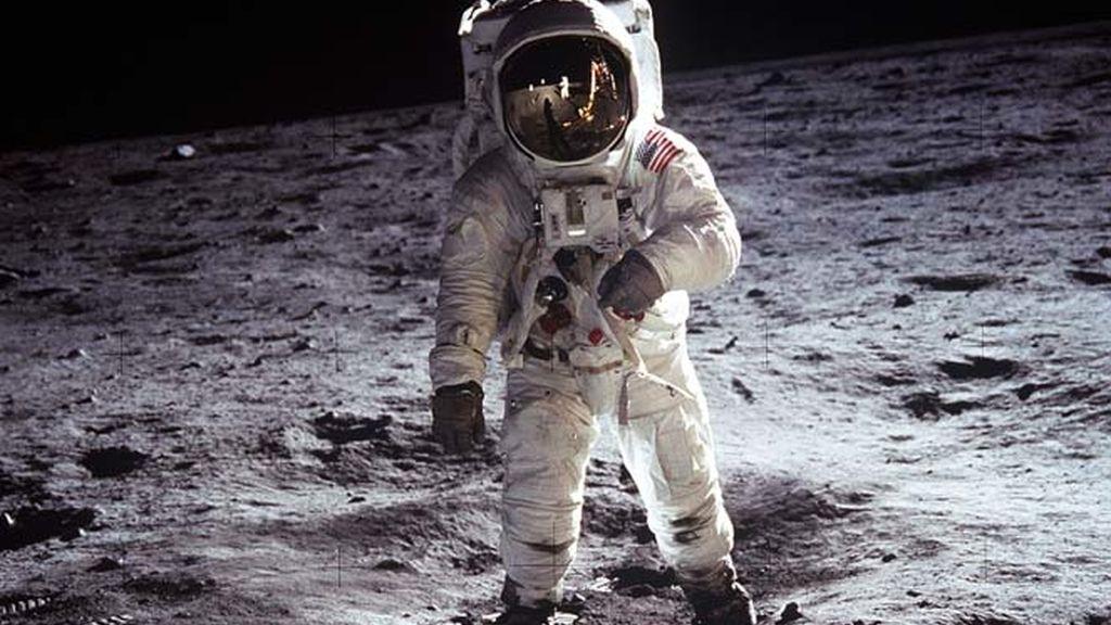 Aldrin, en la Luna