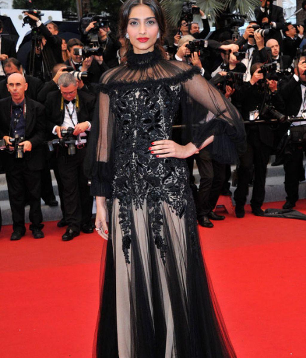 Diane Kruger, la reina de la alfombra roja