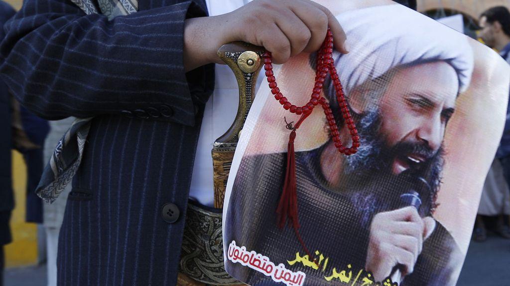 Al Nimr, ejecutado