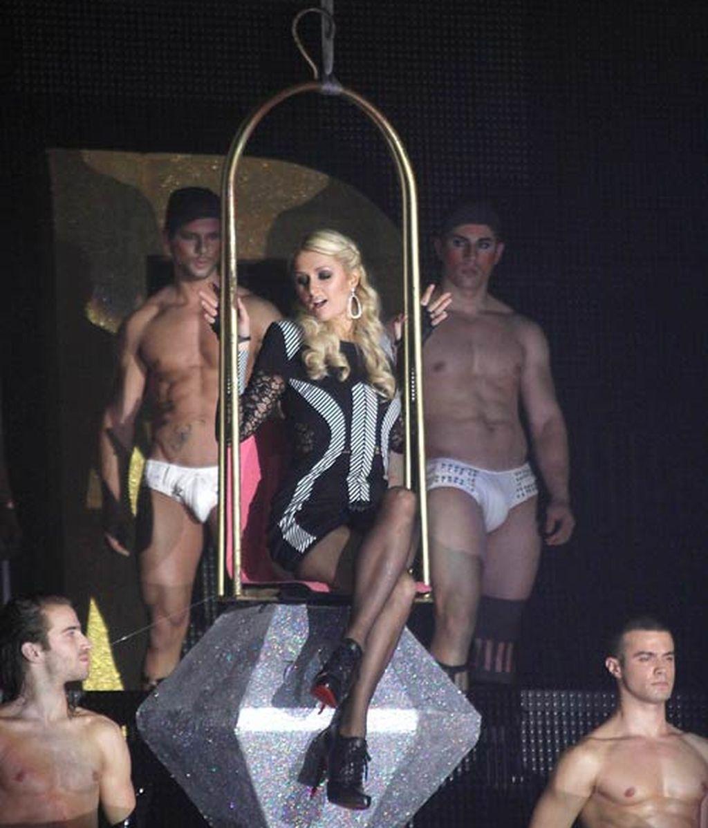 Lo mejor de la visita de Paris Hilton, en fotos